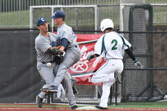 Baseball-vs-Citadel, 4/26, Chris Crews, DSC_2660 (Niner Times) Tags: baseball charlotte citadel 49ers ncaa bulldogs unc d1 uncc cusa ninermedia