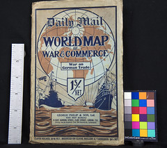 Daily Mail WORLD MAP of War & Commerce (Madison Historical Society) Tags: old usa history photo interesting nikon flickr image map connecticut interior military country wwi picture newengland ct places indoor worldwari madison historical inside greatwar firstworldwar route1 mhs conn 1stworldwar d600 bostonpostroad nikond600 leeacademy madisonhistoricalsociety connecticutscenes madisonhistory bobgundersen
