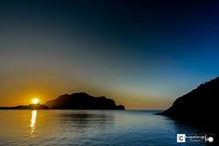 Despertar.... (Miguel Angel Lillo Fotografa) Tags: sea sky espaa mar nikon murcia amanecer tamron mediterrneo aguilas 1750mm28 d7200