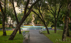Dragons Lair (draken413o) Tags: park travel urban panorama sculpture architecture wow singapore asia dragon 85mm peaceful places retro past iconic estates whampoa destinations mythological neighbourhoods