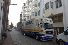 2015.10-30.1336ms NL-Nijmegen, Gelderland (mwe152) Tags: netherlands truck nijmegen beck nederland lorry paysbas removals scania gelderland lkw hgv lgv bdn