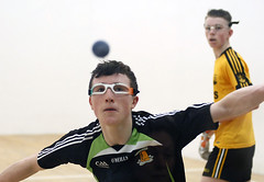 Tyrone youth Handball finals 16 Cormac Munroe
