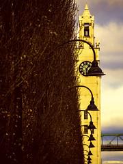 la tour de l'Horloge (photosgabrielle) Tags: city montreal oldport ville vieuxportmontreal tourhorloge photosgabrielle