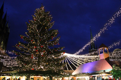 Luebeck, Germany - Christmas time