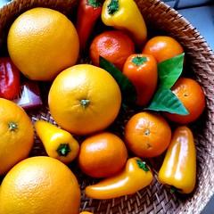 Vitamine, Vitamine! (Wischhusenpixel) Tags: orange mandarine colours paprika gemse farben obst gesundheit apfelsine connywischhusen wischhusenpixel