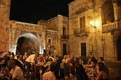 Lecce, piazzetta Arco di Prato (Valerio_D) Tags: italy texture italia 1001nights salento puglia lecce 1001nightsmagiccity 2015estate