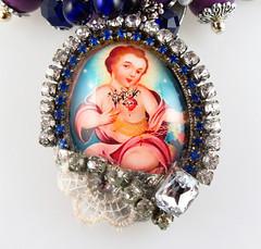 Child Sacred Heart of Jesus (inspirational) Tags: handmade handcrafted virginmary artisan jesuschrist sacredheart virgenmaria childjesus patronsaints religiousjewelry catholicjewelry catholicmedalscharmbracelet religiousearrings joyeriareligiosa joyeriacatolica