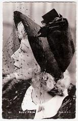 Suzy Prim (Truus, Bob & Jan too!) Tags: cinema france film hat vintage movie french star 1930s kino theater european theatre stage postcard picture cine screen suzy 1940s actress movies postal 1910s voile postale chantal cartolina carte duc prim postkarte filmstar ansichtskarte ansichtkaart actrice franaise filmster postkaart briefkaart tarjet suzyprim briefkarte