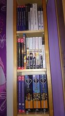 Kingdom Hearts (AngelShizuka) Tags: game by square hearts sleep birth memories manga kingdom games disney days chain merchandise kh merch enix playstation kh2 mangas 2581