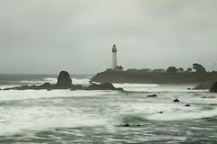 Pigion Point Lighthouse (trifeman) Tags: ocean california canon pacific january 7d tamron sanmateo pigeonpoint pescadero hwy1 2016 tamron18270mm canon7dmarkii