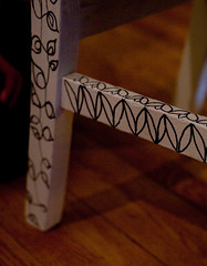 IMG_7269 (DIY Del Ray) Tags: chair zendoodle