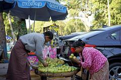Yangon Streets (Dagonite) Tags: streets yangon myanmar telenor bmwx6 plumseller