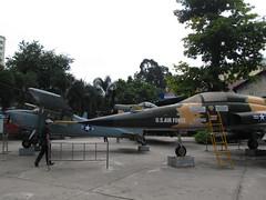 "Ho Chi Minh Ville: le Musée des Vestiges de Guerre <a style=""margin-left:10px; font-size:0.8em;"" href=""http://www.flickr.com/photos/127723101@N04/24297868499/"" target=""_blank"">@flickr</a>"