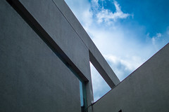 Perfection of The Imperfect (rzkdty) Tags: architecture modern concrete material minimalist modernist cubism