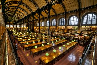 Sainte-Genevive Library