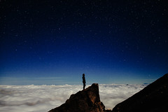 Thirdautumn (iii) (amuerd) Tags: longexposure bali mountains clouds indonesia stars outdoors hiking adventure summit mountagung