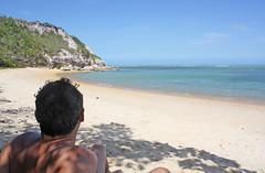 espelho (F. Carvalho) Tags: brazil vacation praia beach nature azul brasil natureza frias bluesky cu bahia trancoso carava praiadoespelho