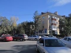 Aliya Moldaghulova monument (bibitalin) Tags: kazakhstan kz aktobe  aktyubinsk aqtobe     aktubinsk aktiubinsk