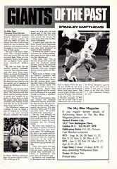 Coventry City vs Burnley - 1971 - Page 9 (The Sky Strikers) Tags: road city blue sky cup magazine official to coventry league wembley highfield burnley