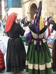 167 (Jusotil_1943) Tags: folk asturias pauelos gaita paoletas trajes regionales gaitera