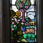 Anwick, St Edith's church, window detail thumbnail