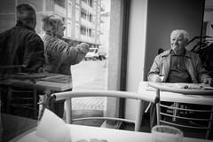 Untitled (Cava AL) Tags: street people bw white black gente streetphotography bn persone bianco nero humans alessandria monocrome gx7 riccardocavallaro
