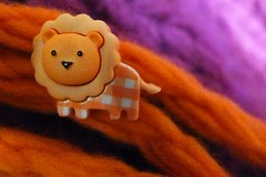 Pure merino...and buttons!I love knitting! (sifis) Tags: color wool knitting knit merino athens greece button sakalak     sakalakwool