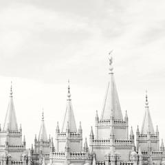 Temple (5Bigfoots) Tags: b angel temple photography utah saltlakecity mormon moroni