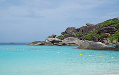 Similan Islands (JessicaMLP) Tags: beach thailand snorkelling phuket similanislands thaiislands thaibeach