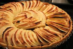 Apple Tart (meg williams2009) Tags: food apple pie crust dessert baking farmersmarket butter greenmarket tart applepie fujiapple driedcranberries unionsquaregreenmarket appletart carvados turbinado suncrispapple
