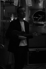 Francis Lung (Leodensian) Tags: music white black francis mono photo flickr guitar song live band piano sing sound northern brew lung sofar leodensian sofarleedsfebruary2016