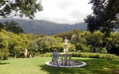 Garden Fountain (RobW_) Tags: africa fountain garden hotel town vineyard south tuesday cape february newlands westerncape 2016 16feb2016