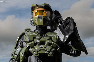 Master Chief - Cosplay