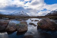 Glencoe: Winter Landscape (Photography Revamp) Tags: landscape winter clouds scotland northscotland uk britain unitedkingdom
