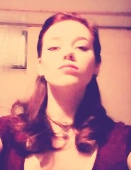 Wow, this is an old one!! Years ago...  #roxievanitty #pinup #pinupgirl #glamour #1940s #forties #flashback #throwback #memories #redhead #redhair #ginger#scarlet #fiery #red #louisiana #louisianafilter (roxievanitty) Tags: red scarlet ginger glamour louisiana memories redhead flashback 1940s redhair forties pinup fiery throwback pinupgirl louisianafilter roxievanitty