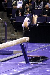 Alex Yacalis floor (9) (Susaluda) Tags: uw sports gold washington university purple huskies gymnastics dawgs