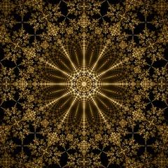 Radiant Energy (Ross Hilbert) Tags: art spiral chaos abstractart circles digitalart computerart fractal escher ifs mobius generativeart strangeattractor mathart fractalart algorithmicart iteratedfunctionsystem chaosgame henripoincare fractalsciencekit fractalgenerator apolloniangasket felixklein circleinversion kleiniangroup fractalsoftware fractalapplication