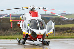 Cornwall Air Amublance open day (charlestonjason28) Tags: rescue flying cornwall helicopter nhs airambulance