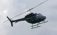 Bell 206B JetRanger II @ LOAU (stecker.rene) Tags: canon austria bell aerial helicopter tamron flugplatz niederösterreich vfr aerodrome jetranger loweraustria b206 stockerau flugplatzfest loau 206b eos7d 150600mm jetranger2 guestflight omxrc