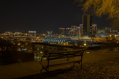 GY8A3095.jpg (BP3811) Tags: park city longexposure skyline bench virginia downtown cityscape richmond christmaslights jeffersonpark