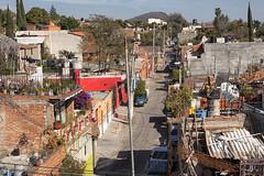 Streets of Ajijic (Eunice Gibb) Tags: mexico town jalisco sierra ajijic axixic mexicantown ajijicpoverty mexicanpoverty ajijicrooftops sierradesanjuancosala