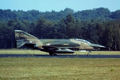 RF-4C Phantom-II 69-0364/ZR 38th TRS/ 26th TRW USAFE. Soesterberg Air Base, 11-08-1982. (Aircraft throughout the years) Tags: douglas usaf f4 airbase mcdonnell zr recce recon soesterberg rf4c phantomii reconnaissance 26trw usafe 38trs