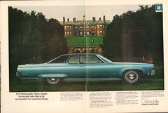 1971 Oldsmobile Ninety-Eight Advertisement Time Magazine February 8 1971 (SenseiAlan) Tags: magazine 1971 time 8 advertisement february oldsmobile ninetyeight