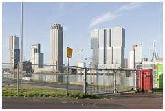 Hillelaan, Rijnhaven (epha) Tags: holland netherlands rotterdam neworleans nederland montevideo derotterdam kpntower torenopzuid rijnhaven
