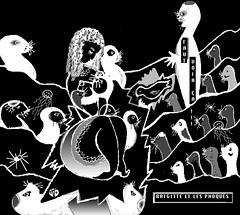 Brigitte et les phoques 1 D