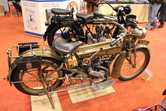 1920 Simplex PV 500 cc V-Twin 4 hp (Davydutchy) Tags: holland netherlands bike bicycle march nederland motorbike motorcycle biker frise motor vtwin pv friesland niederlande motorrad drachten simplex 500cc 2016 krad frysln frisia motorfiets cyclomoteur 4hp oldtimerbeurs