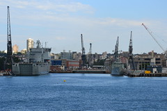 DSC_0067 (bcb_nj) Tags: sydney harbor gardenisland harbour