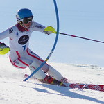 Emily Unterberger Red Mountain Slalom (2015) PHOTO CREDIT: Derek Trussler