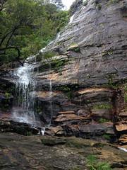 Bridal Veil Falls, Leura ([S u m m i t] s c a p e) Tags: training australia bluemountains newsouthwales bridalveilfalls katoomba leura trailrunning uta100