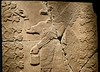Assyrian (pburka) Tags: sculpture wings ancient panel god jin carving relief powerful cuneiform genie brooklynmuseum assyrian alabaster